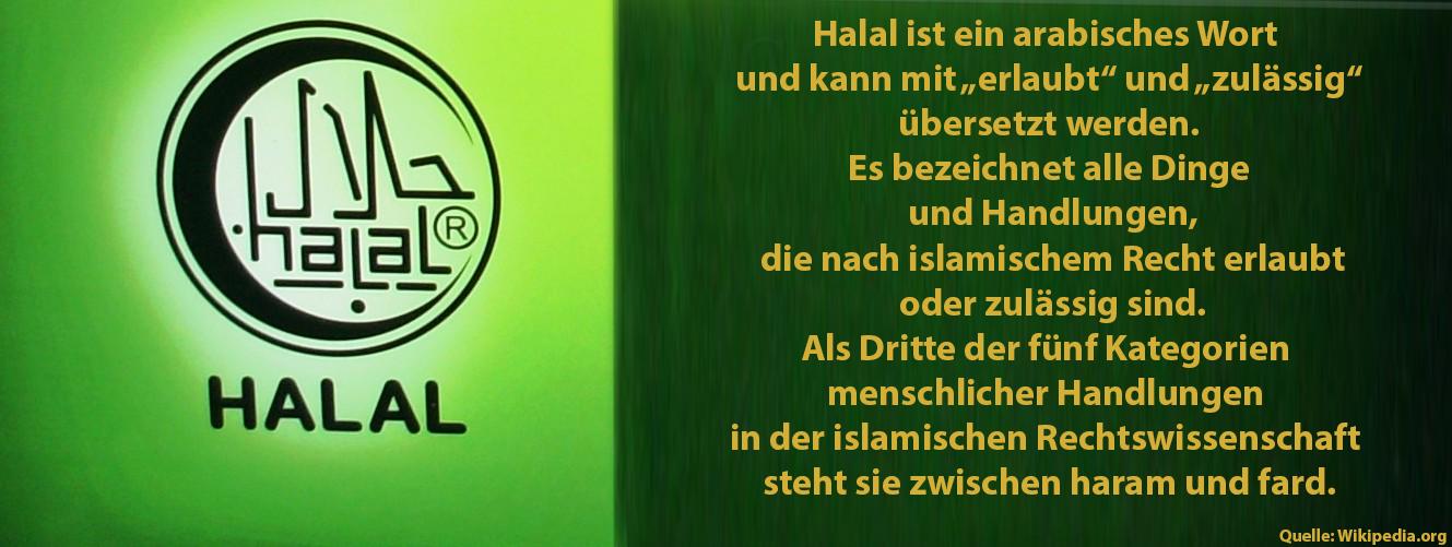 halal produkte